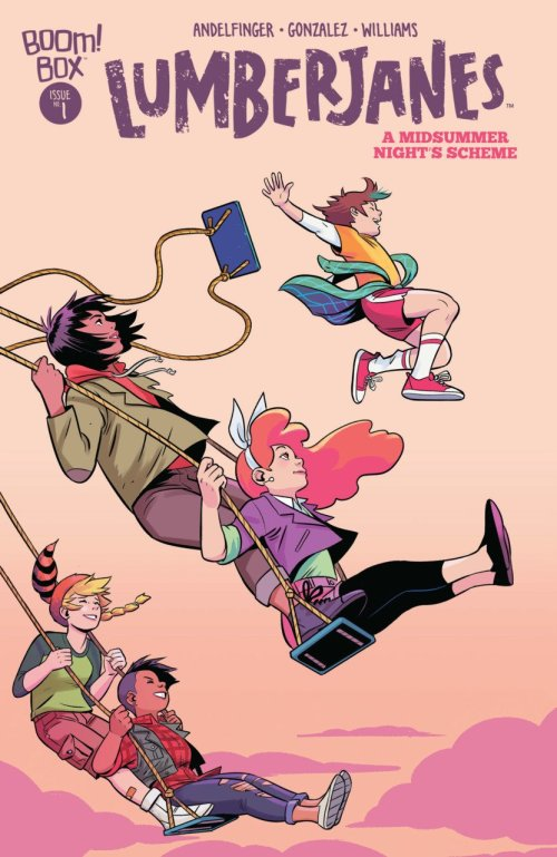 Lumberjanes – A Midsummer Night's Scheme #1 (2018)