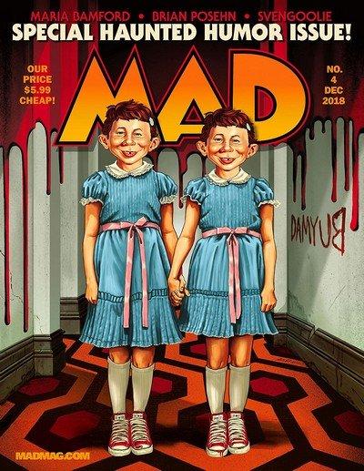 MAD Magazine #4 (2018)