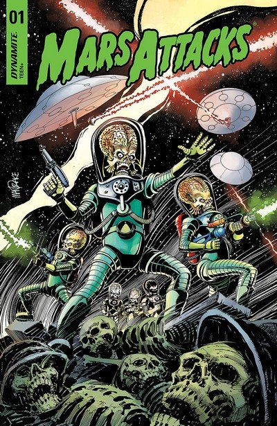 Mars Attacks #1 (2018)