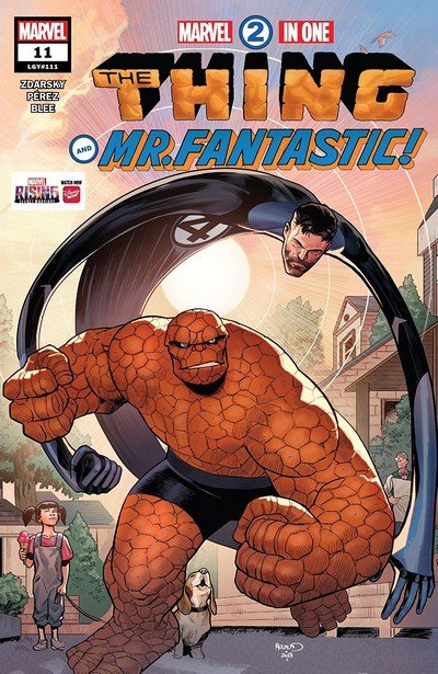 Marvel Two-In-One #11 (2018)