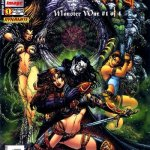 Monster War #1 – 4 (2005)