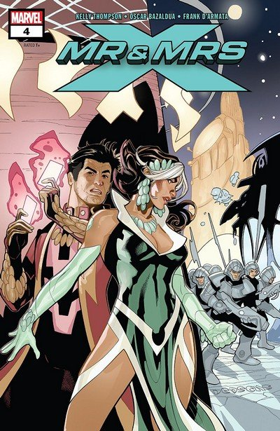 Mr. And Mrs. X #4 (2018)