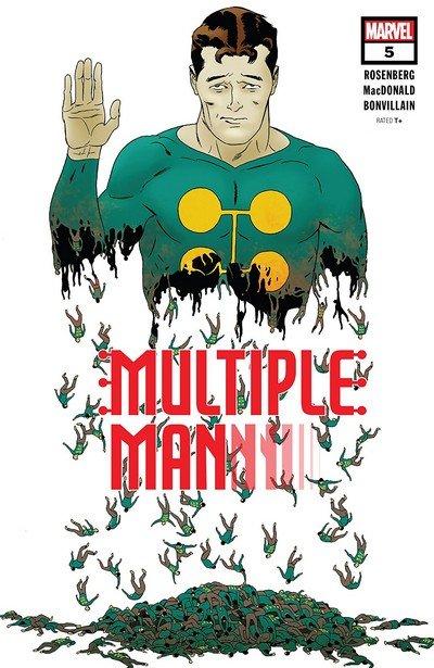 Multiple Man #5 (2018)