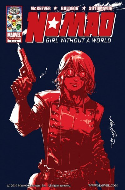 Nomad – Girl Without A World #1 – 4 (2009)