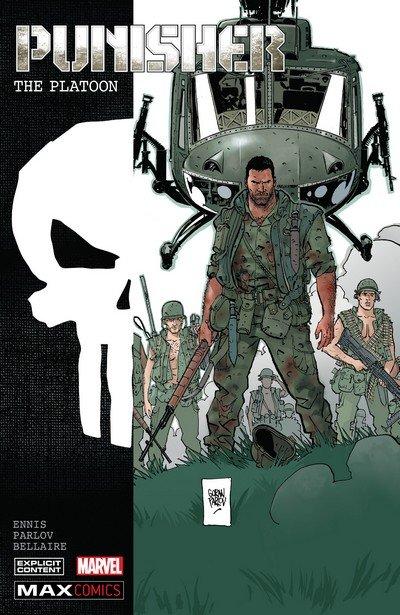 Punisher – The Platoon (TPB) (2018)
