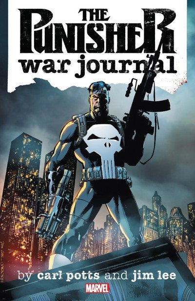 Punisher War Journal by Carl Potts & Jim Lee (TPB) (2016)