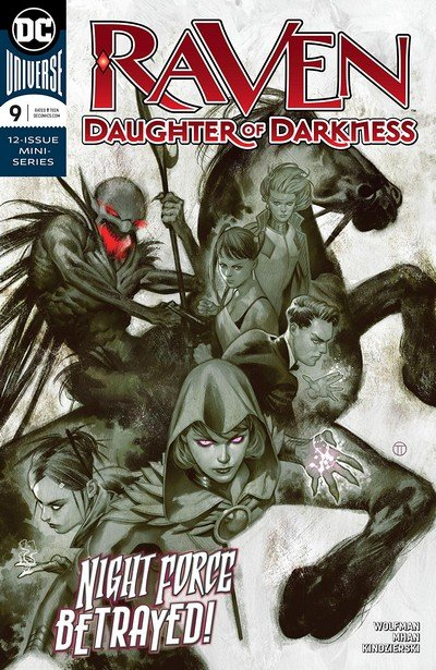 Raven – Daughter Of Darkness #9 (2018)
