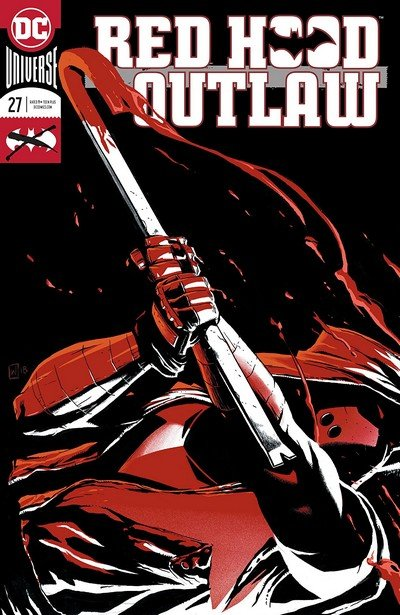 Red Hood – Outlaw #27 (2018)