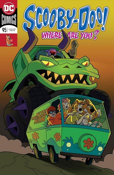 Scooby-Doo – Where Are You #95 (2018)