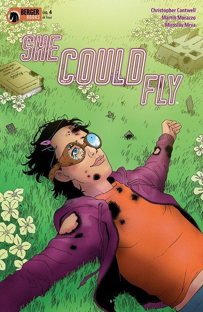 She Could Fly #4 (2018)