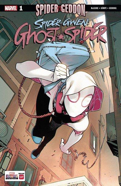 Spider-Gwen – Ghost Spider #1 (2018)