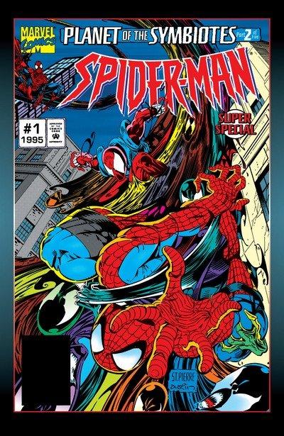 Spider-Man Super Special (1995) (One-Shot)