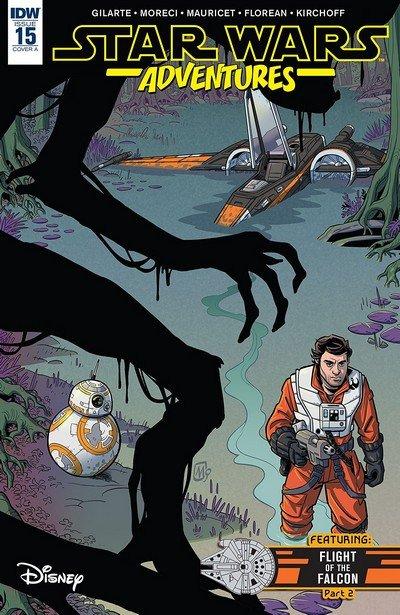 Star Wars Adventures #15 (2018)