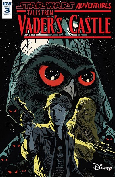 Star Wars Adventures – Tales From Vader's Castle #3 (2018)