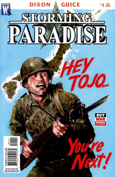 Storming Paradise #1 – 6 (2008-2009)