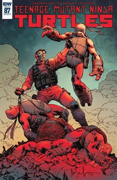 Teenage Mutant Ninja Turtles #87 (2018)