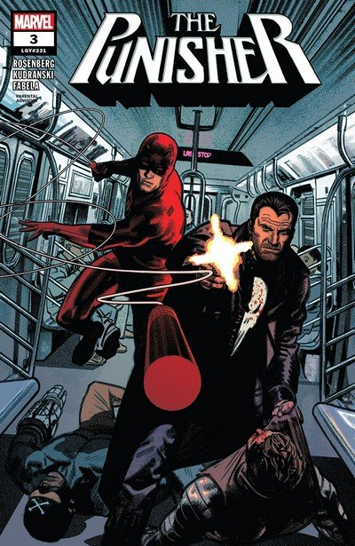 The Punisher #3 (2018)
