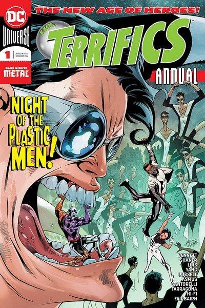The Terrifics Annual #1 (2018)