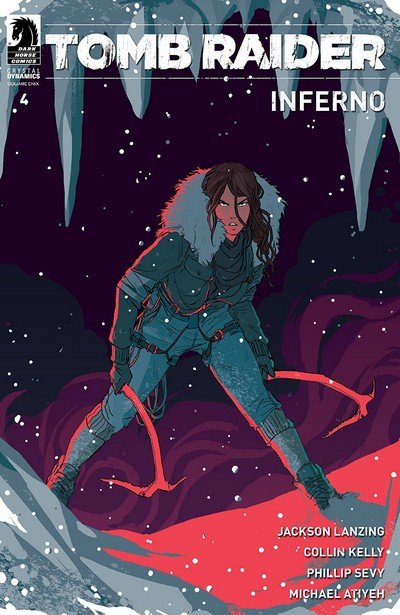 Tomb Raider – Inferno #4 (2018)