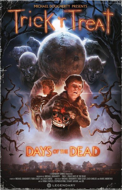 Trick 'r Treat – Days of the Dead (2015)