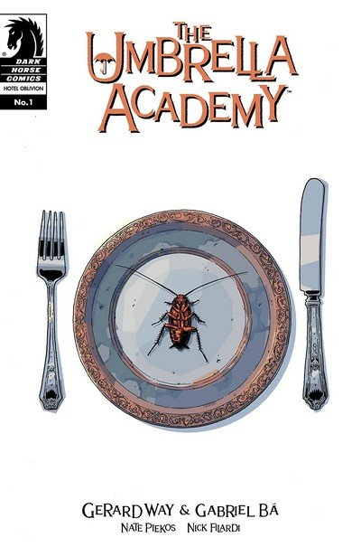 Umbrella Academy – Hotel Oblivion #1 (2018)