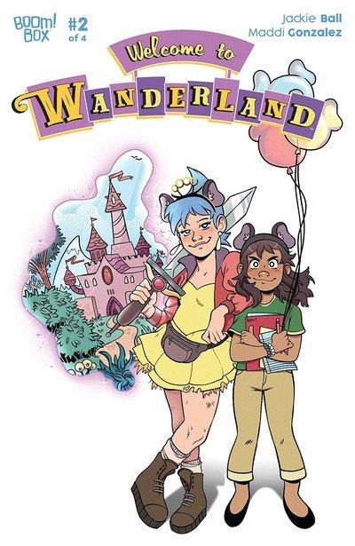 Welcome To Wanderland #2 (2018)