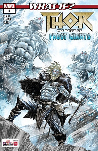 What If – Thor #1 (2018)