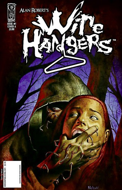 Wire Hangers #1 – 4 + TPB (2010)