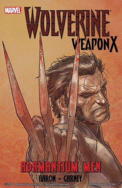 Wolverine – Weapon X Vol. 1 – 3 (TPB) (2010-2011)