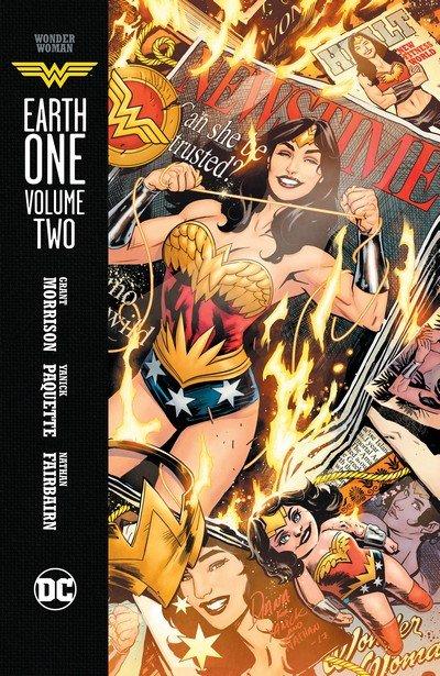 Wonder Woman – Earth One Vol. 2 (2018)