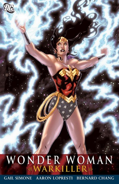 Wonder Woman – Warkiller (TPB) (2010)