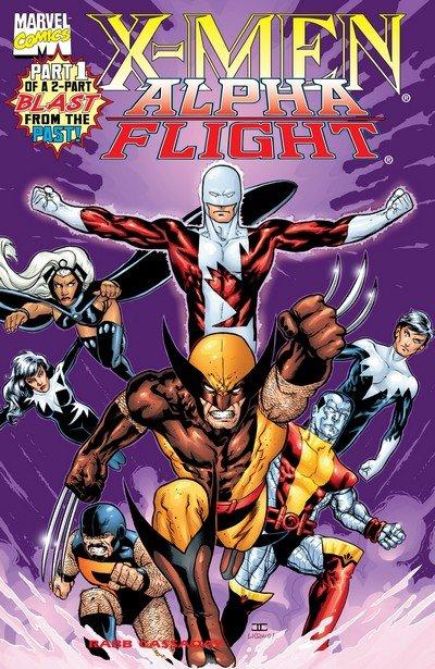 X-Men – Alpha Flight Vol. 2 #1 – 2 (1998)