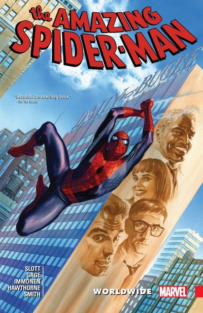 Amazing Spider-Man – Worldwide Vol. 8 (TPB) (2018)