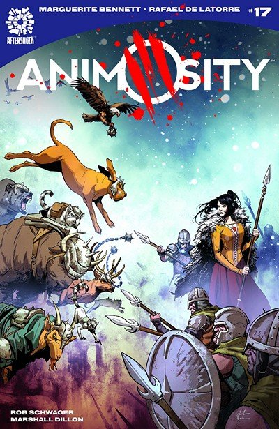 Animosity #17 (2018)
