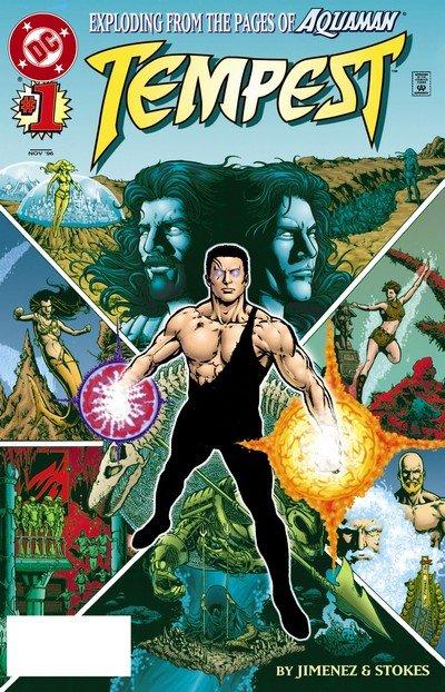 Aquaman – Tempest (Story Arc) (1996)