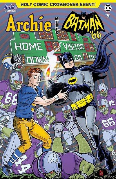 Archie Meets Batman '66 #5 (2018)