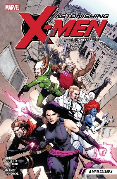 Astonishing X-Men by Charles Soule Vol. 2 – A Man Called X (TPB) (2018)