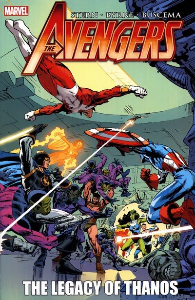 Avengers – The Legacy of Thanos (TPB) (2014)
