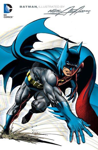 Batman Illustrated by Neal Adams Vol. 1 – 3 (2003-2005)