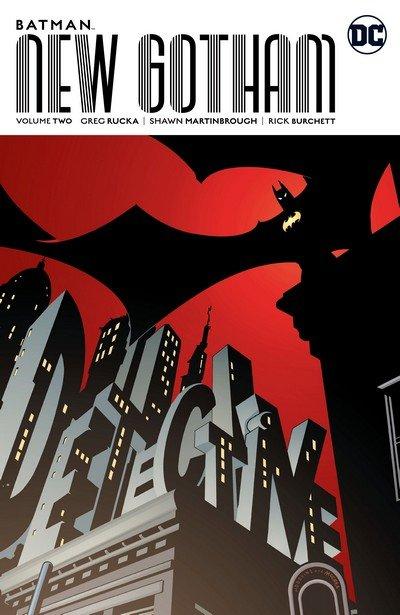 Batman – New Gotham Vol. 2 (TPB) (2018)