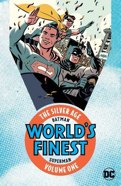 Batman & Superman in World's Finest – The Silver Age Vol. 1 – 2 (2017-2018)