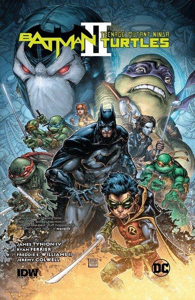 Batman – Teenage Mutant Ninja Turtles II (TPB) (2018)