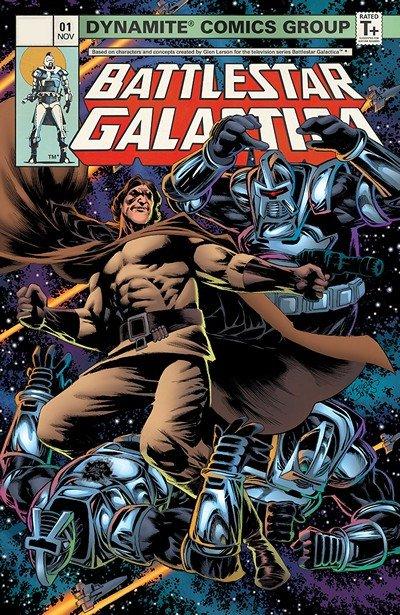 Battlestar Galactica – Classic #1 (2018)