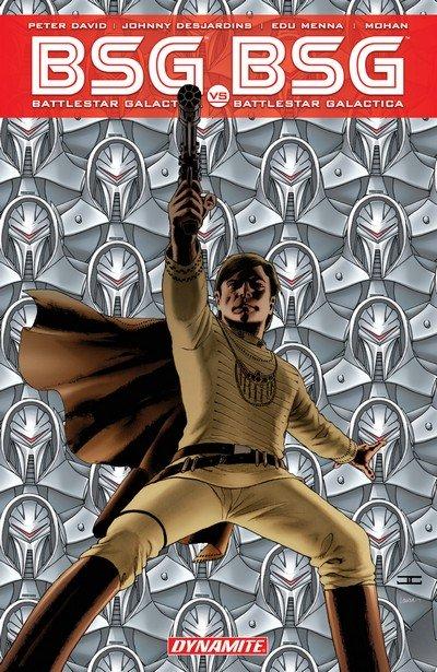 Battlestar Galactica Vs. Battlestar Galactica Vol. 1 (TPB) (2018)