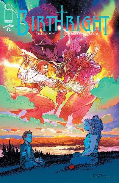 Birthright #33 (2018)