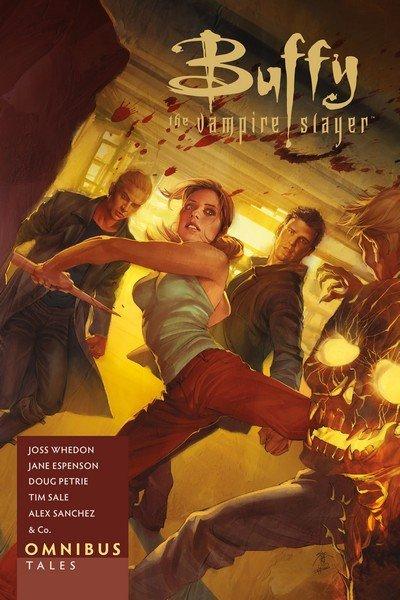 Buffy the Vampire Slayer Omnibus – Tales (2018)