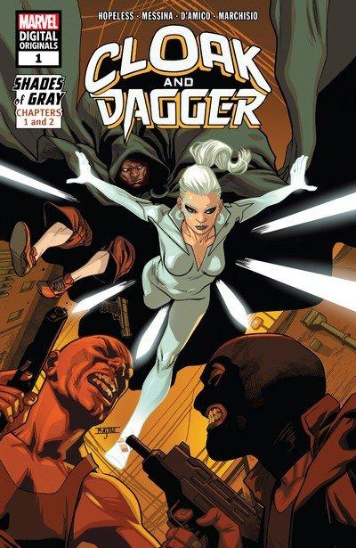 Cloak and Dagger #1 – 3 (2018)