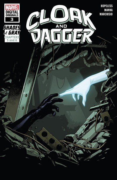 Cloak and Dagger #3 (2018)