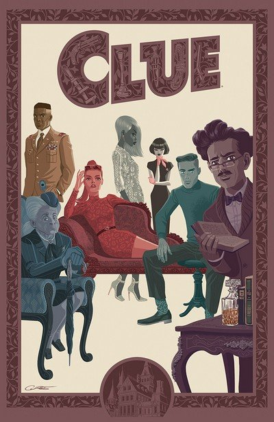 Clue (TPB) (2018)