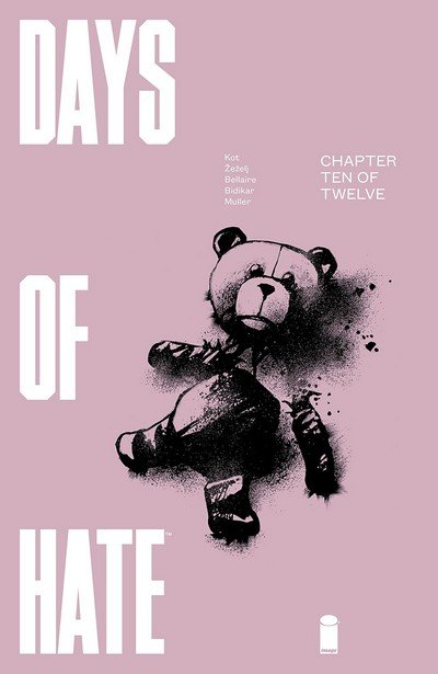 Days Of Hate #10 (2018)